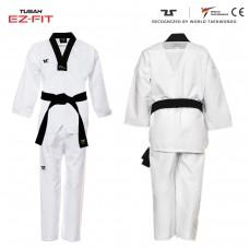 Uniform Black collar - Fighter